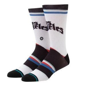 Stance NBA LA Los Angeles Clippers Crew Socks